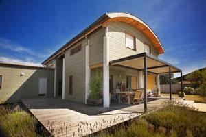Accueil naturellement bois constructeur de maison bois for Constructeur de maison en bois dans le sud ouest